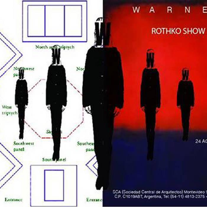 Rothko Show cover art
