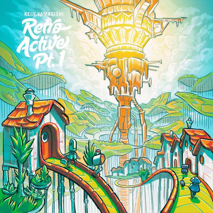 Retro-Active Pt. 1 cover art