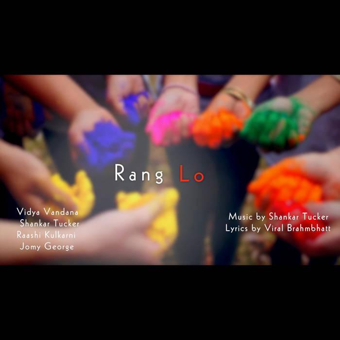 """Rang Lo"" cover art"