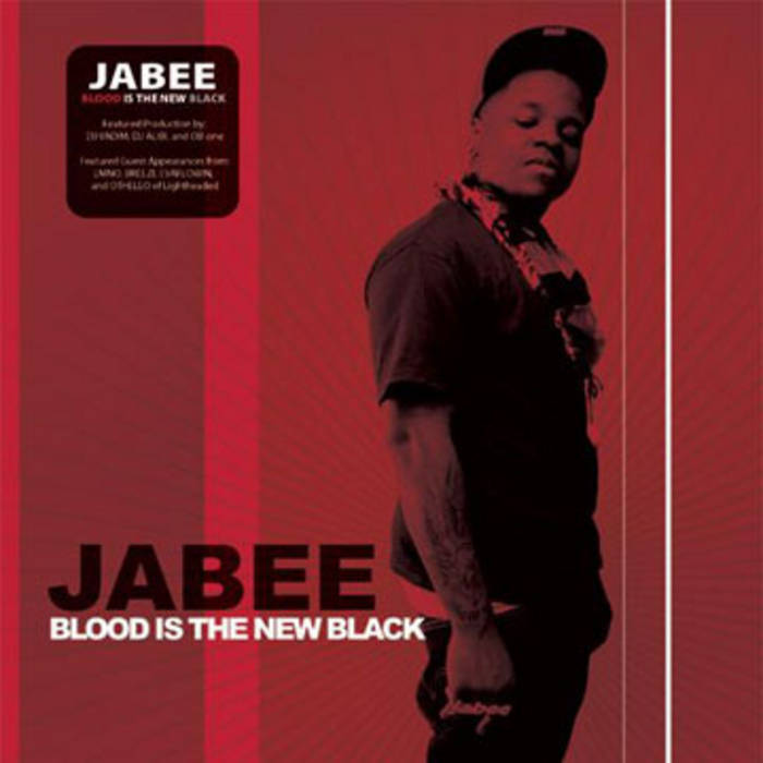Blood is the New Black (ALBUM) cover art