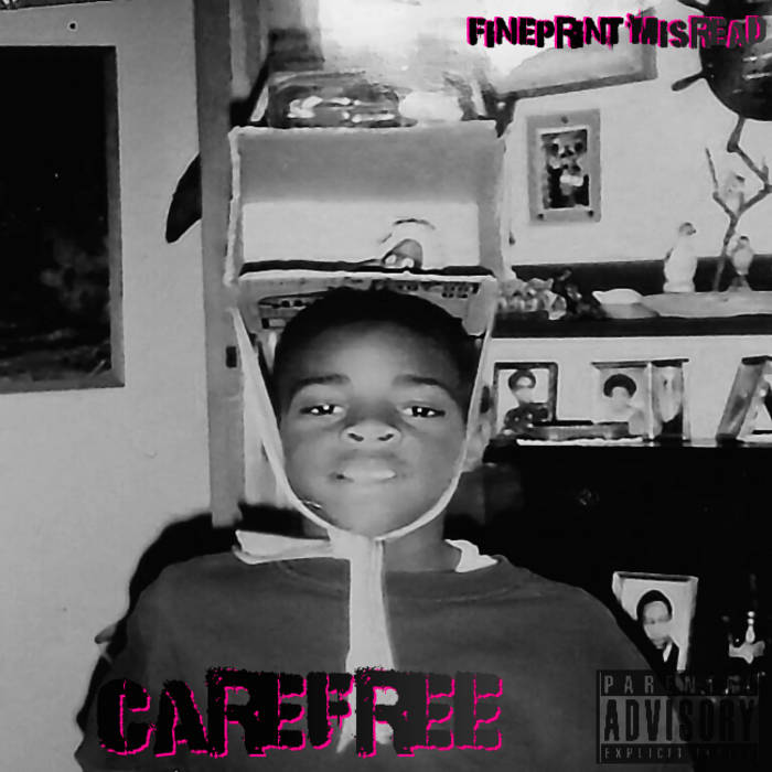 Carefree cover art