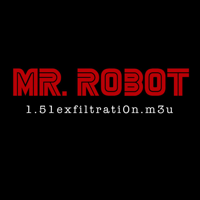 Mr. Robot: Exfiltrati0n cover art