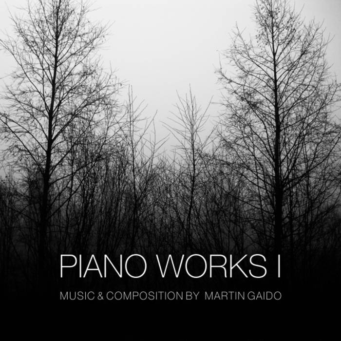 Piano Works I cover art