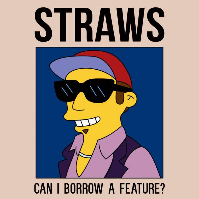 Can I Borrow A Feature? cover art