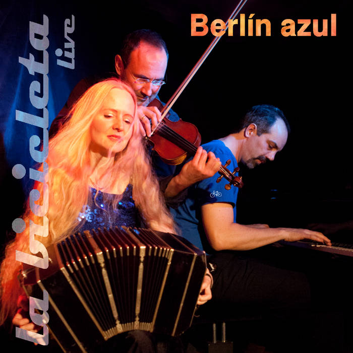 Berlín azul cover art