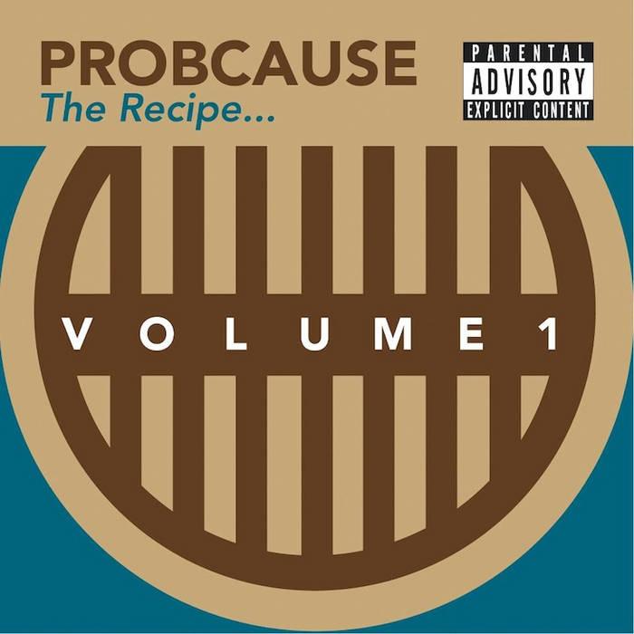 The Recipe Volume 1 cover art