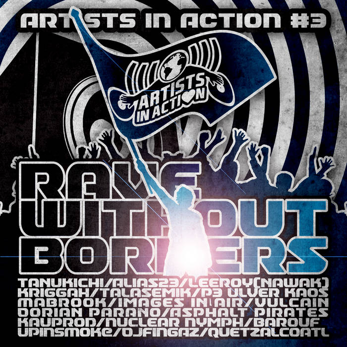 RAVE WITHOUT BORDERS cover art