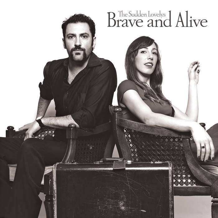 Brave and Alive cover art