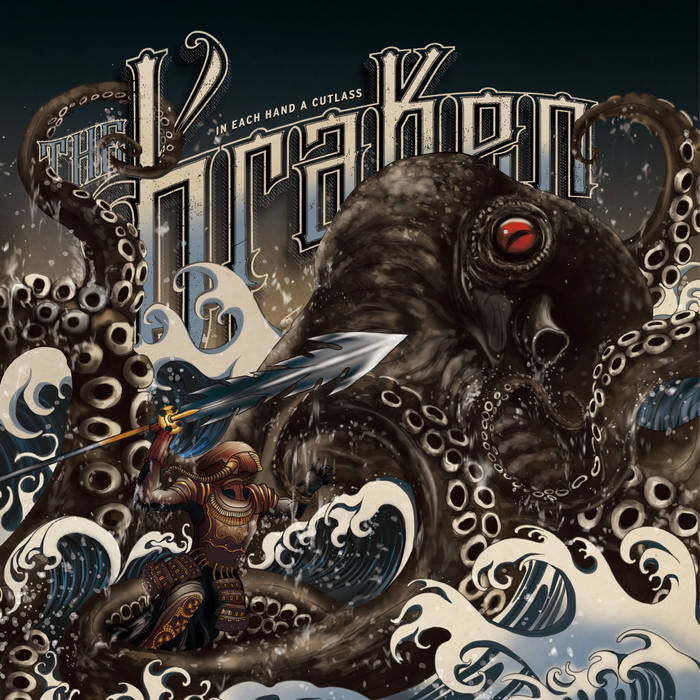 The Kraken cover art