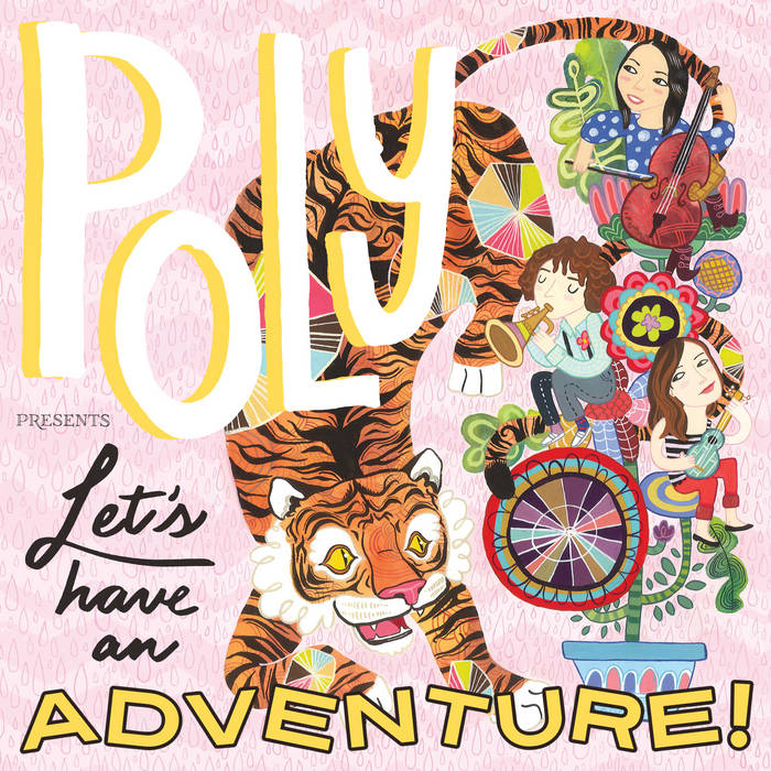 Let's Have an Adventure! cover art