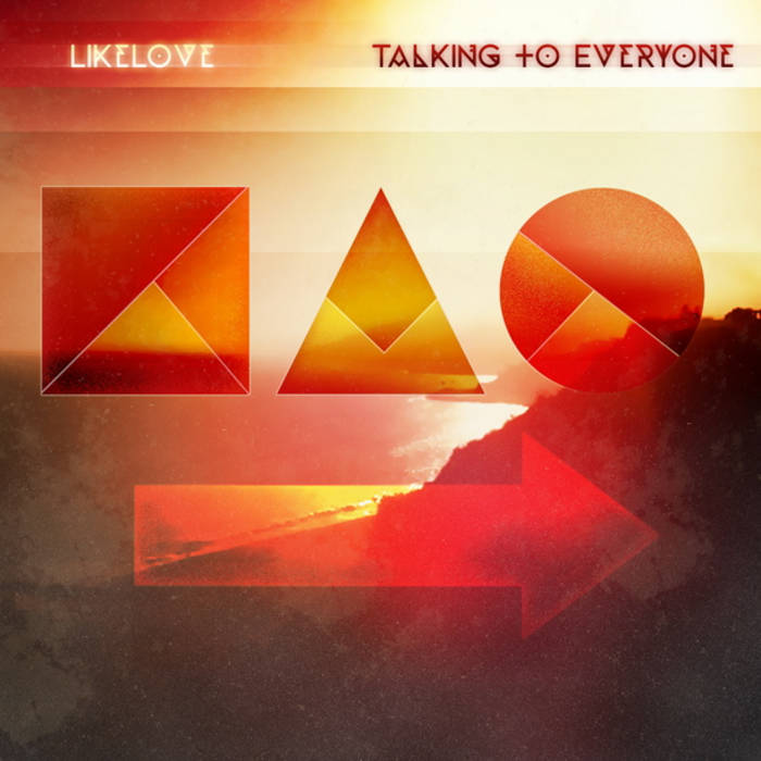 TALKING TO EVERYONE cover art
