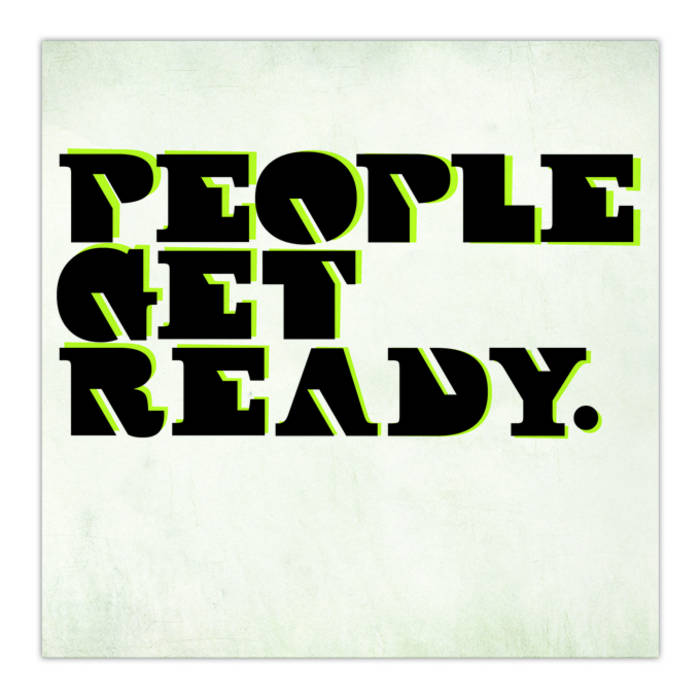 People Get Ready cover art