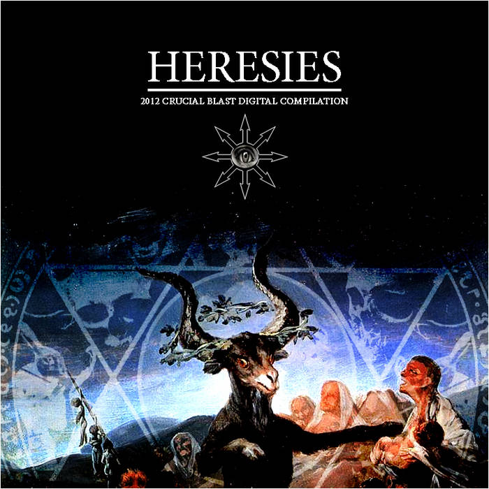Heresies: 2012 cover art