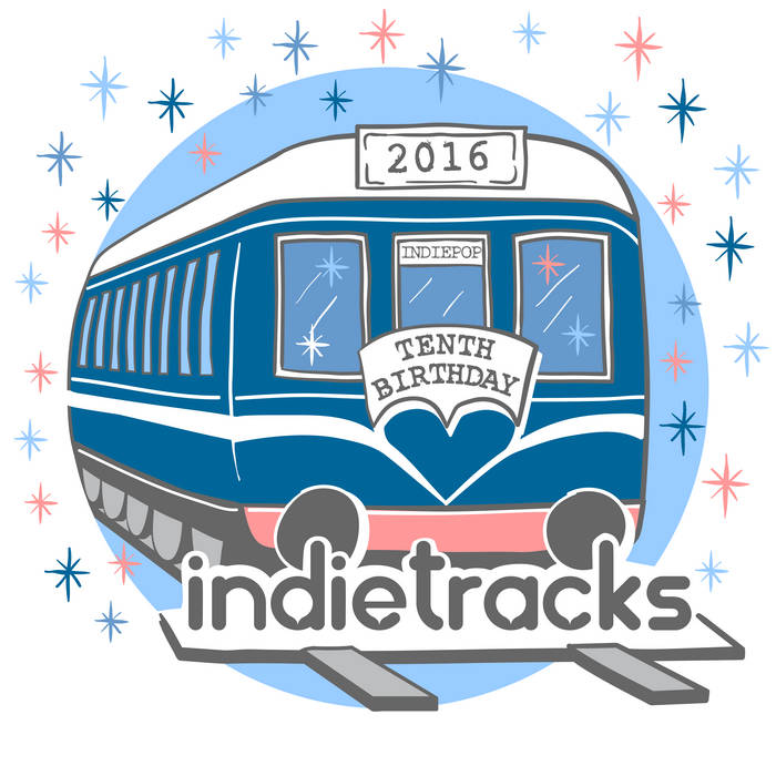 Indietracks Compilation 2016 cover art