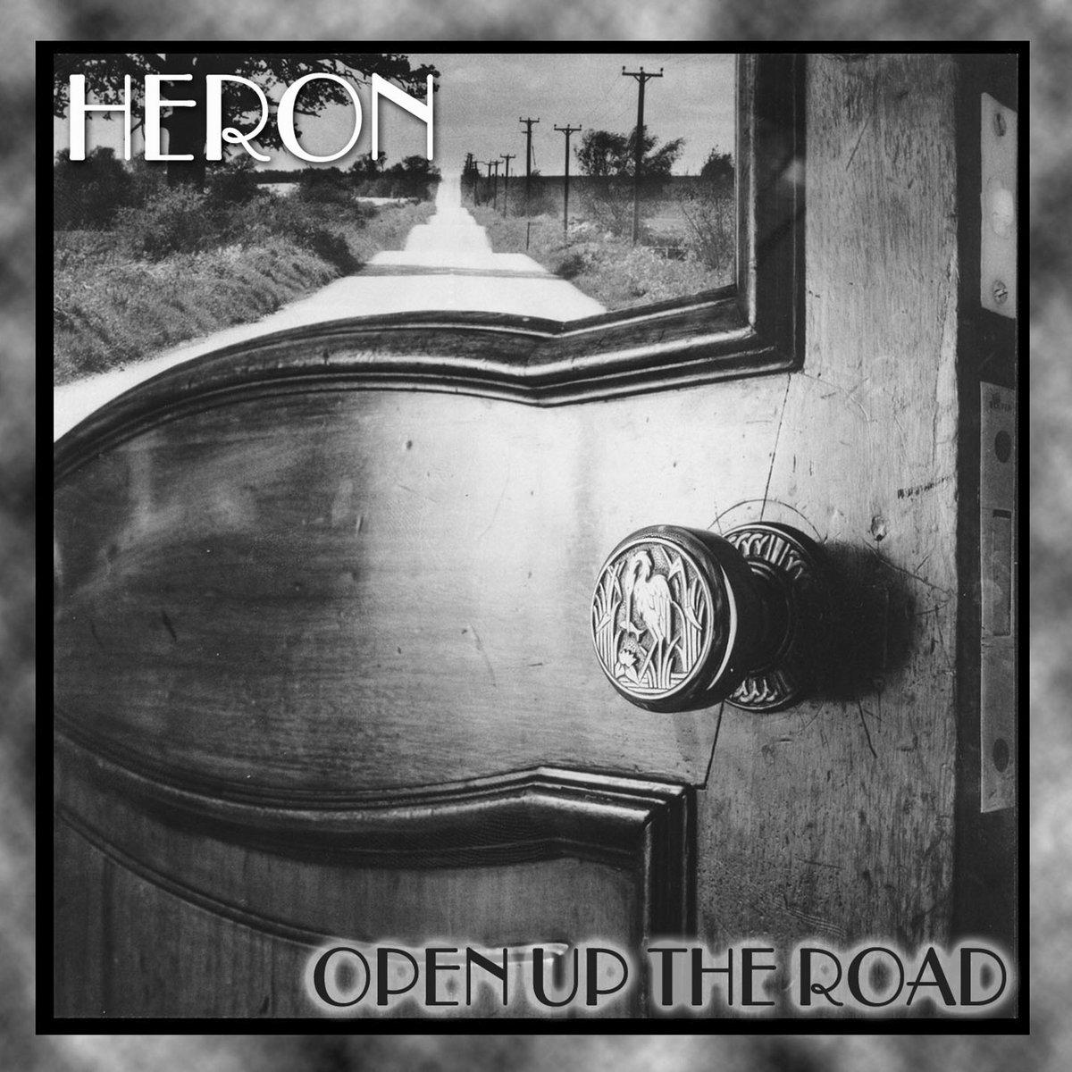 「HERON (UK) / OPEN UP THE ROAD」の画像検索結果