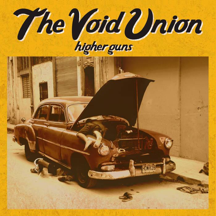 Higher Guns cover art