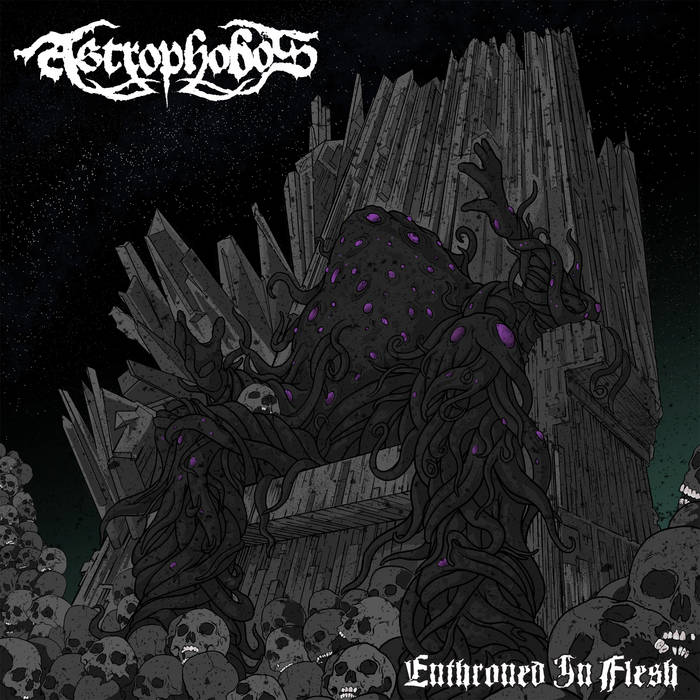 Enthroned in Flesh cover art