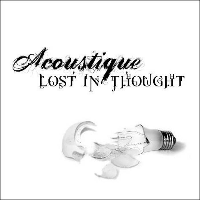 Lost In Thought cover art