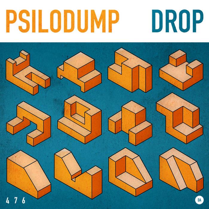 Drop (DATA025) cover art