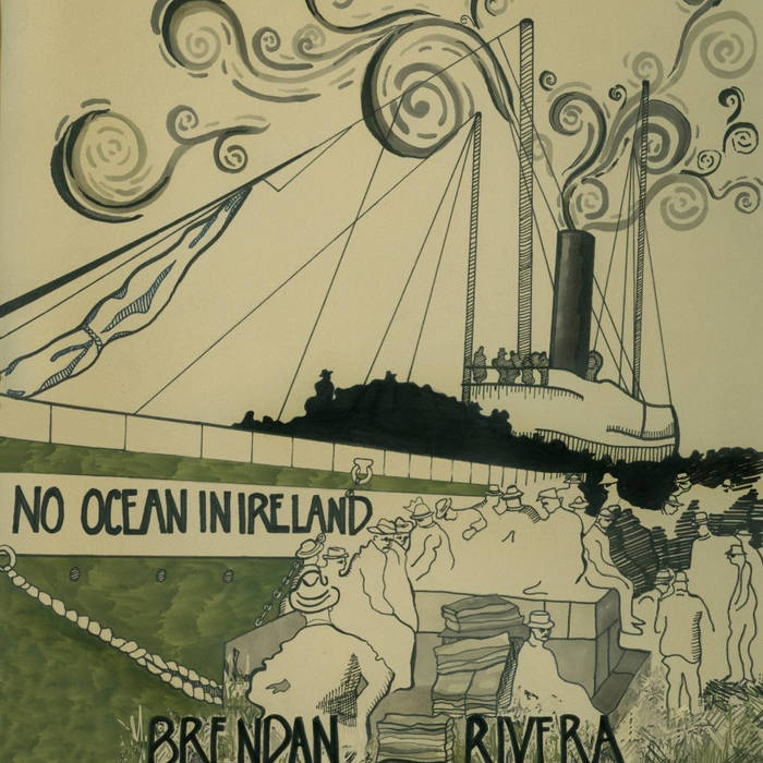 No Ocean in Ireland cover art