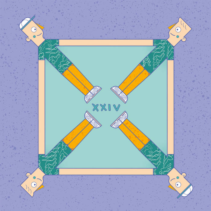 XXIV cover art