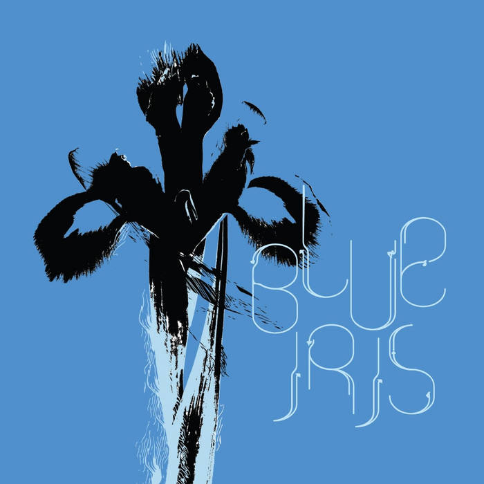 Blue Iris cover art