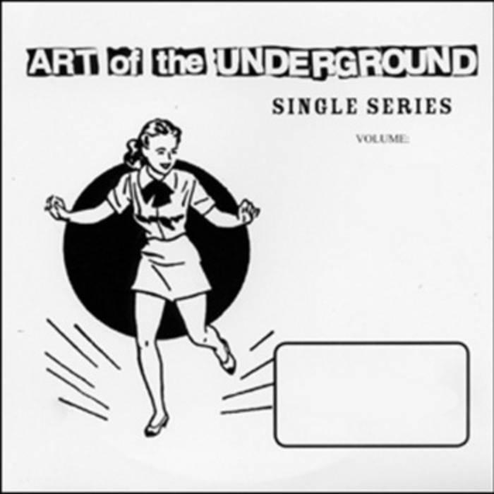"""Am I Cool 7"""" Single (2010) cover art"""