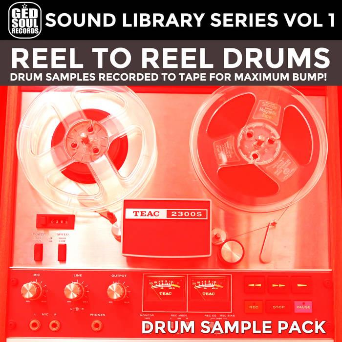 Reel to Reel Drums Vol. 1 cover art