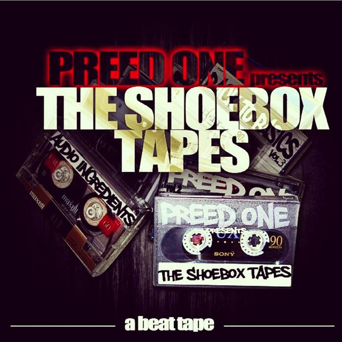 ShoeBoxTapes - Instrumentals cover art