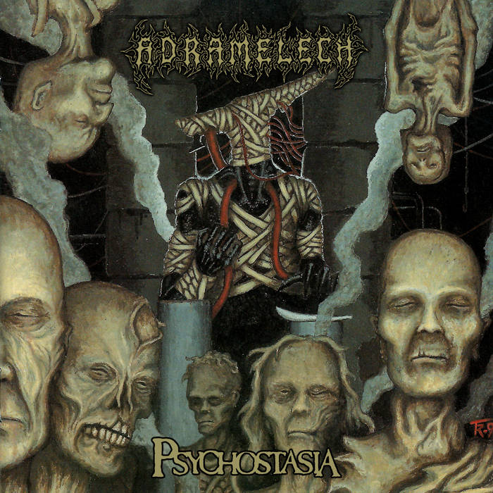 Psychostasia cover art
