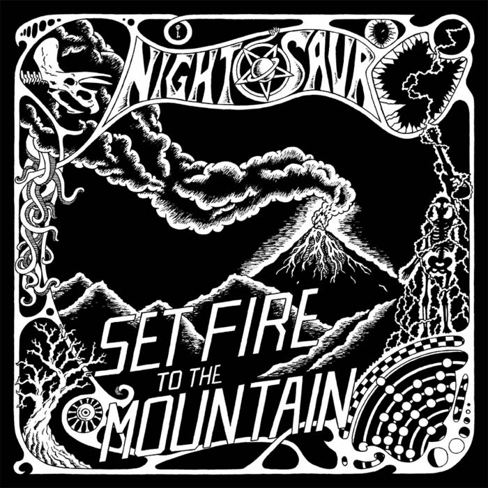 Set Fire To The Mountain cover art