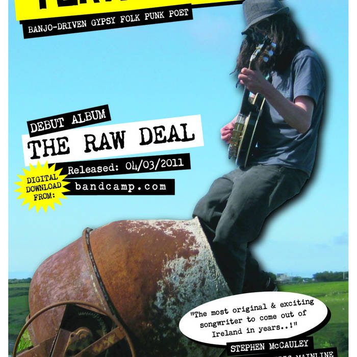 The Raw Deal cover art