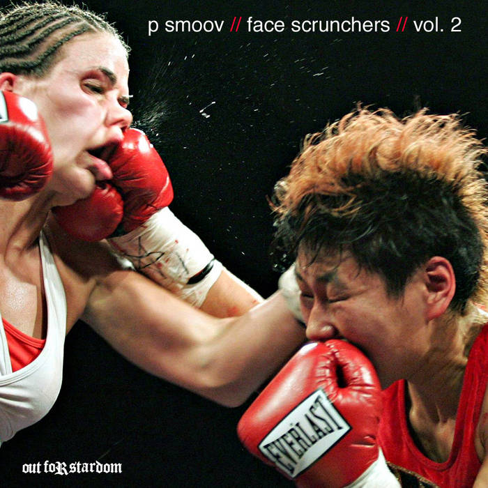 Face Scrunchers Vol. 2 cover art