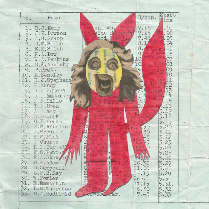 Ulterior cover art
