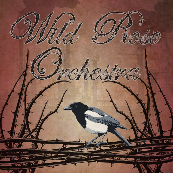 Wild Rose Orchestra II cover art