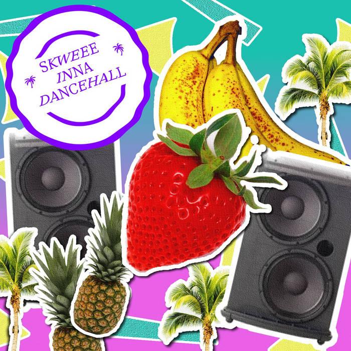 Skweee Inna Dancehall cover art