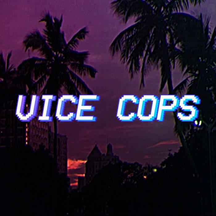 VICE COPS cover art