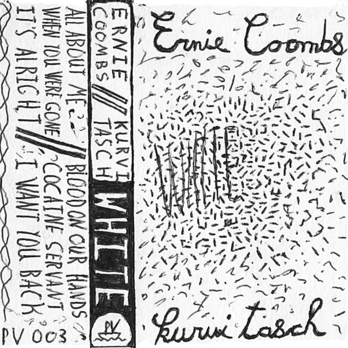 Split tape cover art