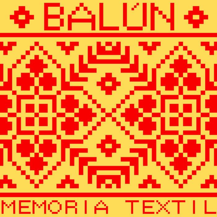 Memoria Textil cover art