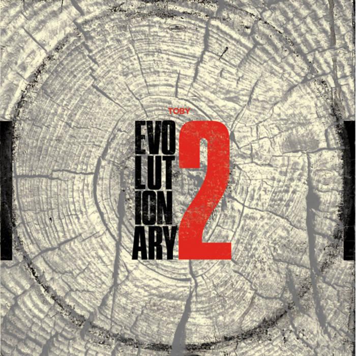 Evolutionary 2 EP cover art
