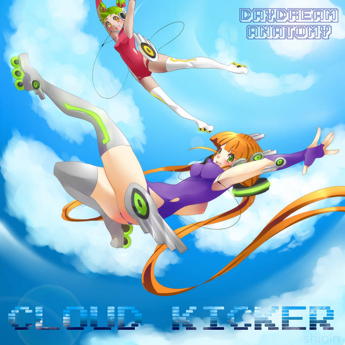 Cloud Kicker cover art