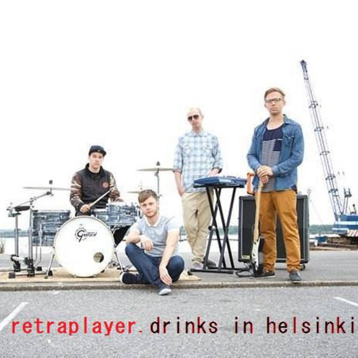Drinks In Helsinki cover art