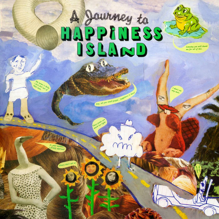 A Journey to… Happiness Island cover art