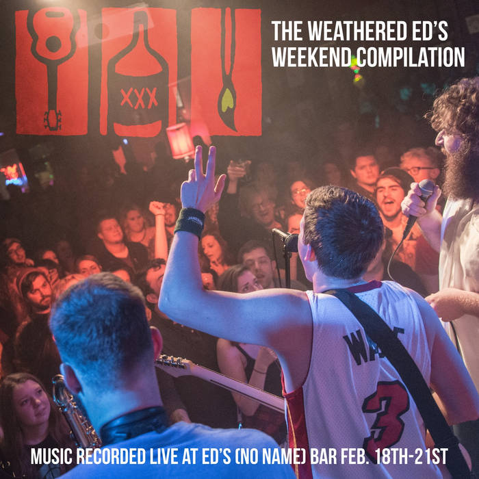 The Weathered Ed's Weekend Compilation cover art
