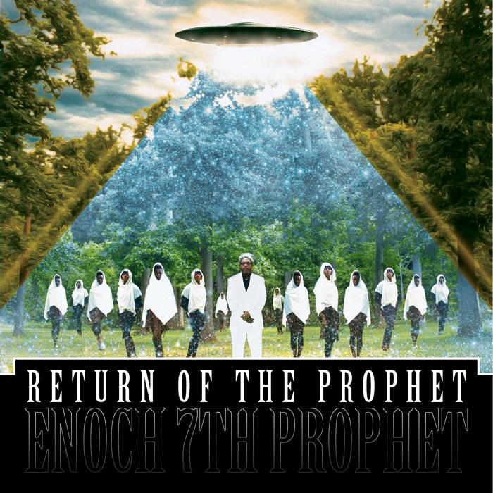 RETURN OF THE PROPHET cover art