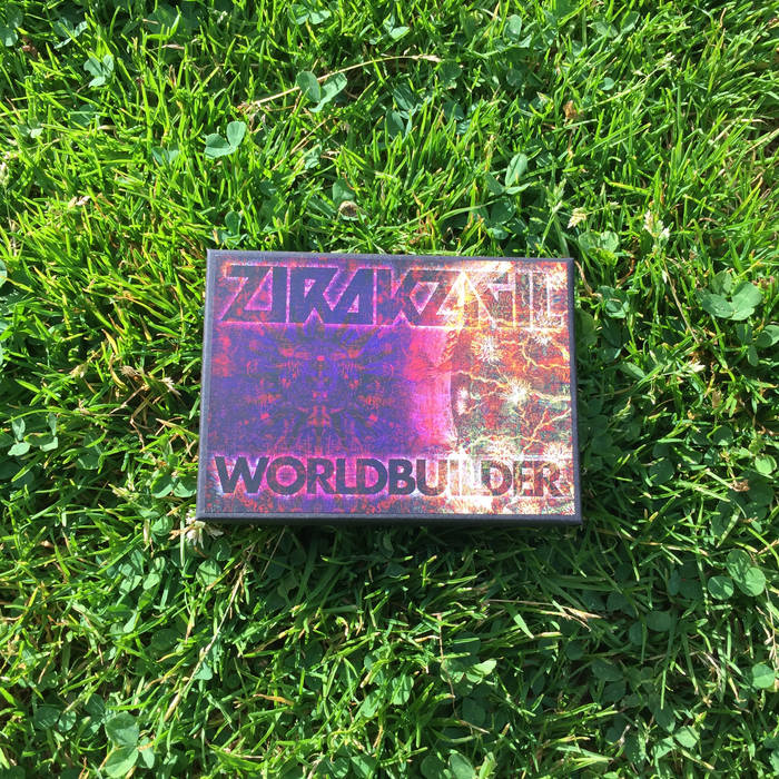 Zirakzigil - Worldbuilder (2016 tour edition) cover art