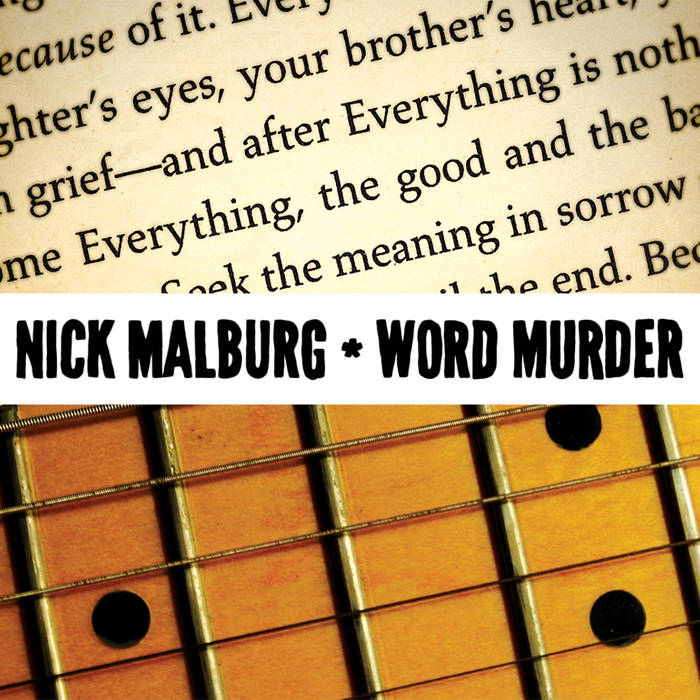 Word Murder cover art