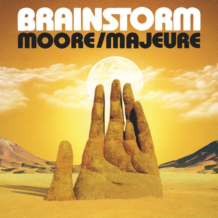 VCO 006 :: Brainstorm cover art