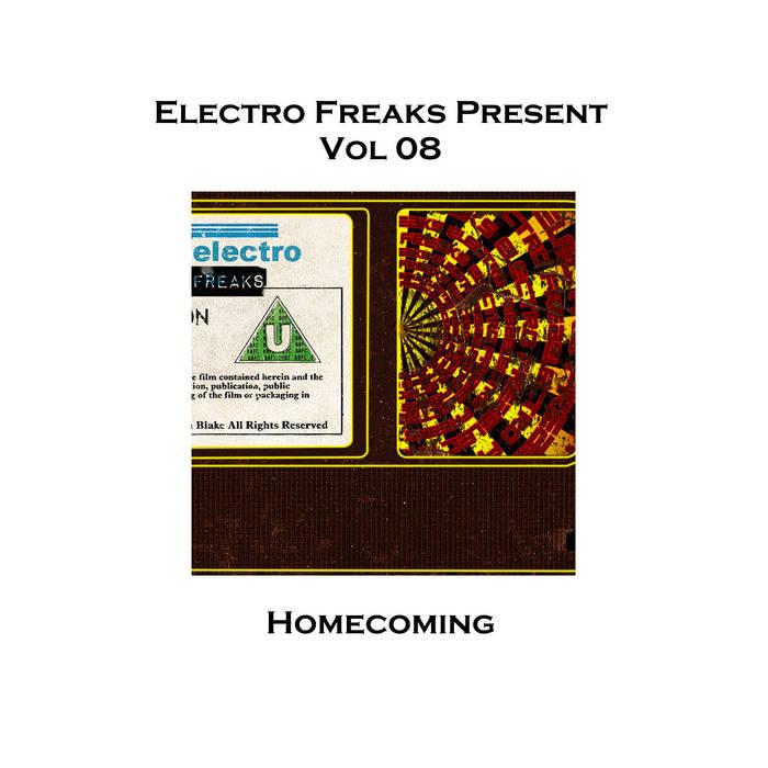EFP Vol 08: Homecoming cover art