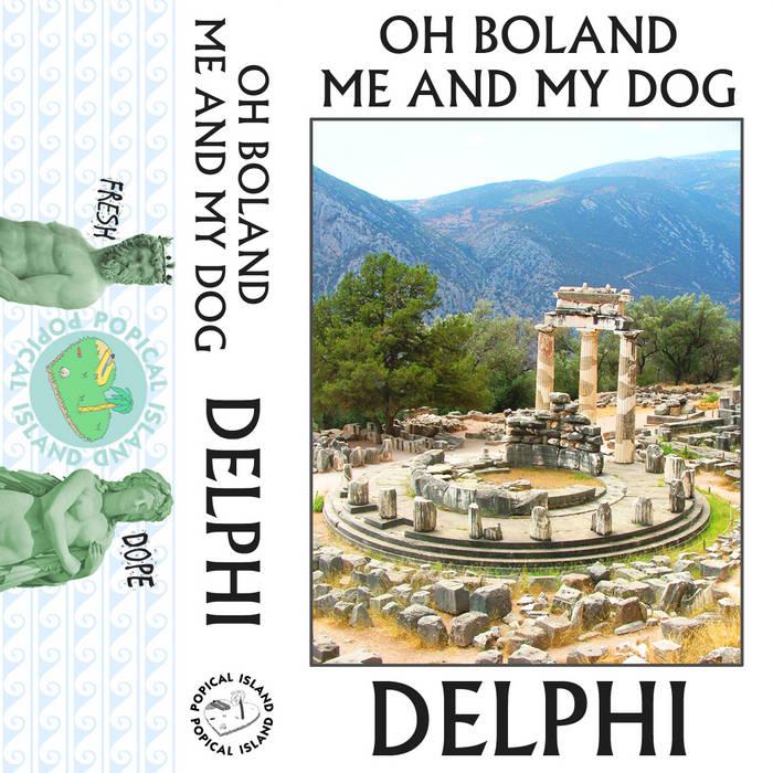 Delphi cover art